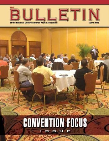 Ncbva April 2015 Issue 1